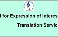 Call for Expression of Interest_Translation Services