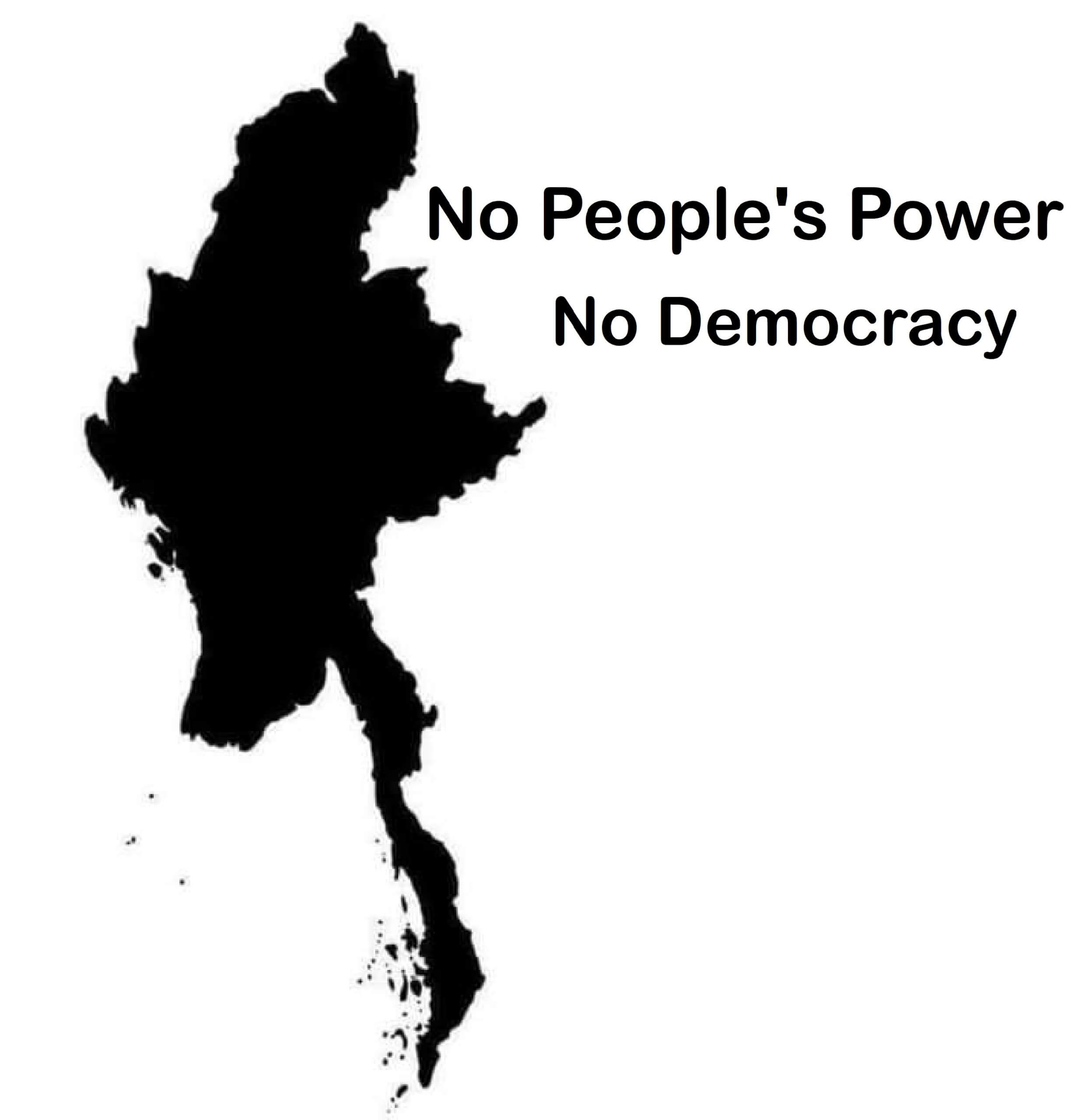 Today- Myanmar Military Detained Ruling and Winning Parties' Leaders and Military Coup :(